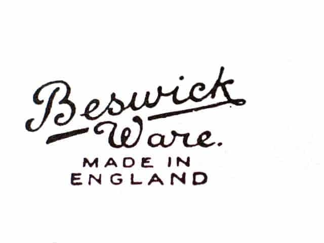 Beswick Ware back stamp mark