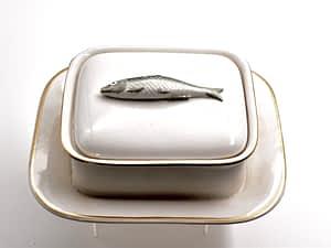 Victorian Sardine Dish