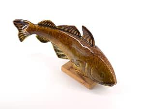 Cod Figurine
