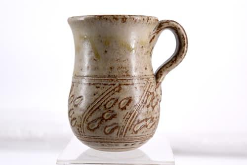 Roger Cockram Pottery Mugs