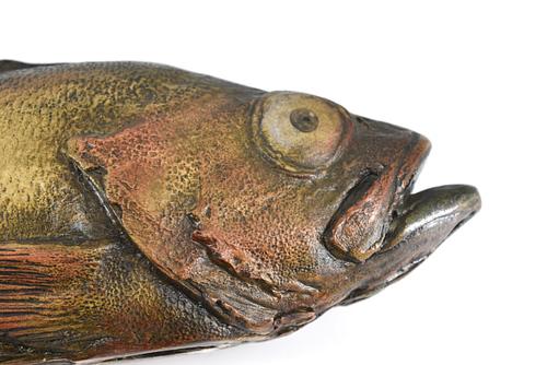 pottery fish