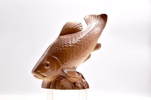 art deco Pottery Fish - Antiques Forum