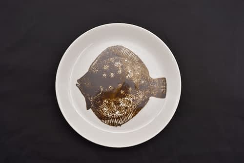 Fish Dinner Plate - Antiques Forum