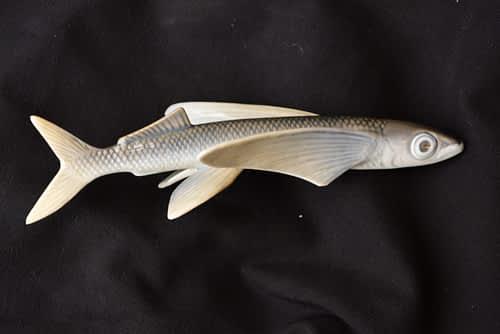Flying Fish Figurine