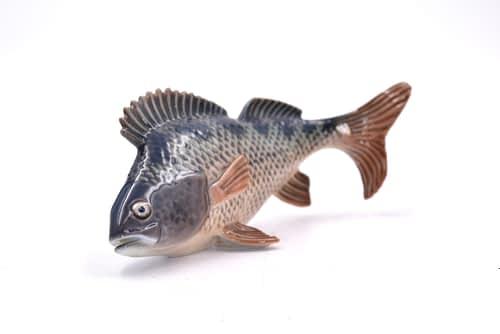 Dahl Jensen Fish Figurine - Perch
