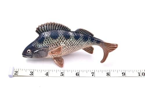 Perch Fish Figurine by Dahl Jensen