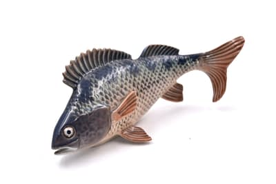 Antiques Forum - Fish Figurine of a Perch